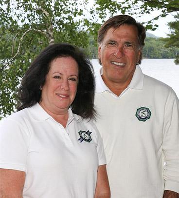 Kathi and Eddie Lapidus